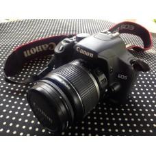 กล้อง DSLR Canon 500D พร้อมเลนส์ 18-55 mm
