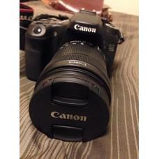 Canon EOS 70D พร้อม เลนส์ Kit 18-135 IS STM- WIFI ในตัว จอพับได้ ทัชสกรีน